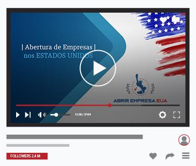 Abrir Empresa EUA Vídeo