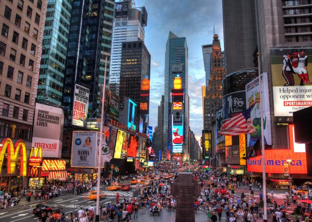 CNPJ em Nova Iorque