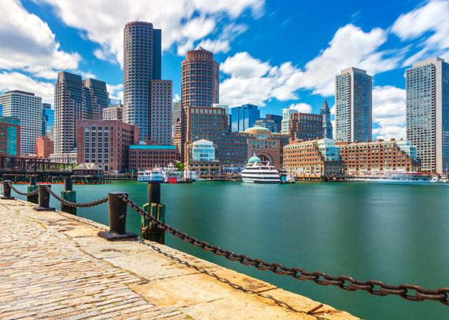 Empresa Corporation em Boston