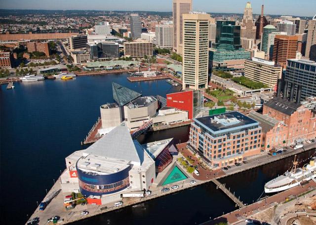 Empresa Corporation em Maryland
