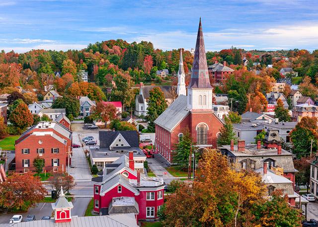 Empresa Corporation em Vermont