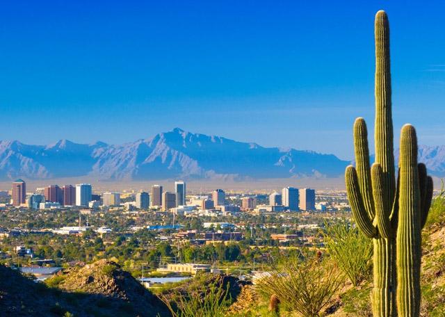 Empresa Corporation no Arizona
